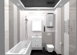 Плитка Вилланелла в ванной