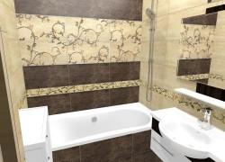 Плитка Traviata в ванной