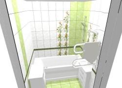 Плитка Jungle в ванной
